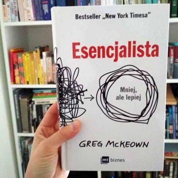 """""""Esencjalista"""" – esencja z książki"""